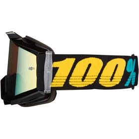 100% Accuri Anti Fog Mirror Goggles virgo